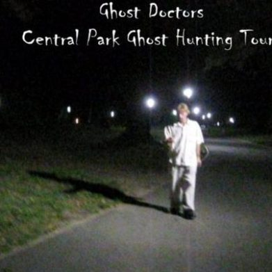Ghost Hunting Central Park